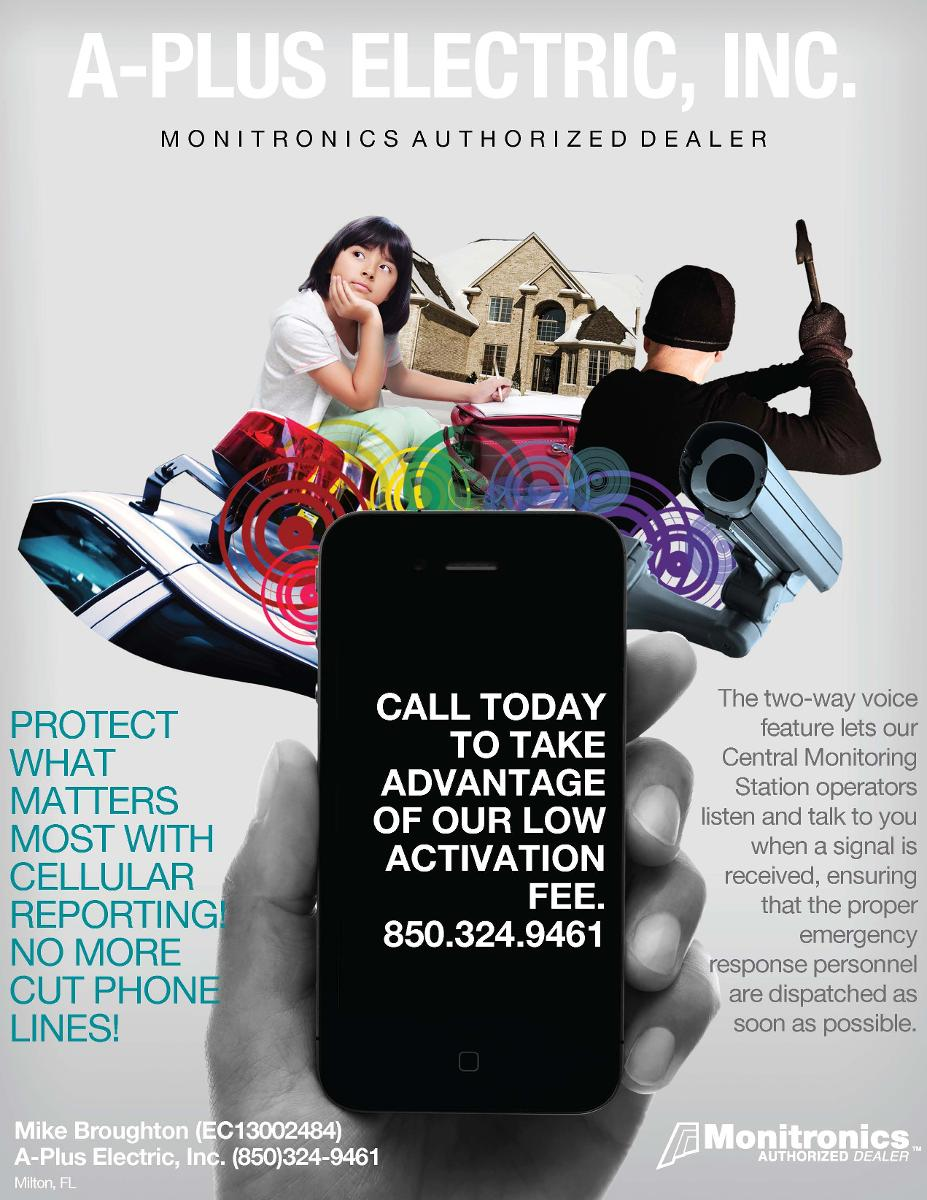 Home Security Systems Pensacola, FL