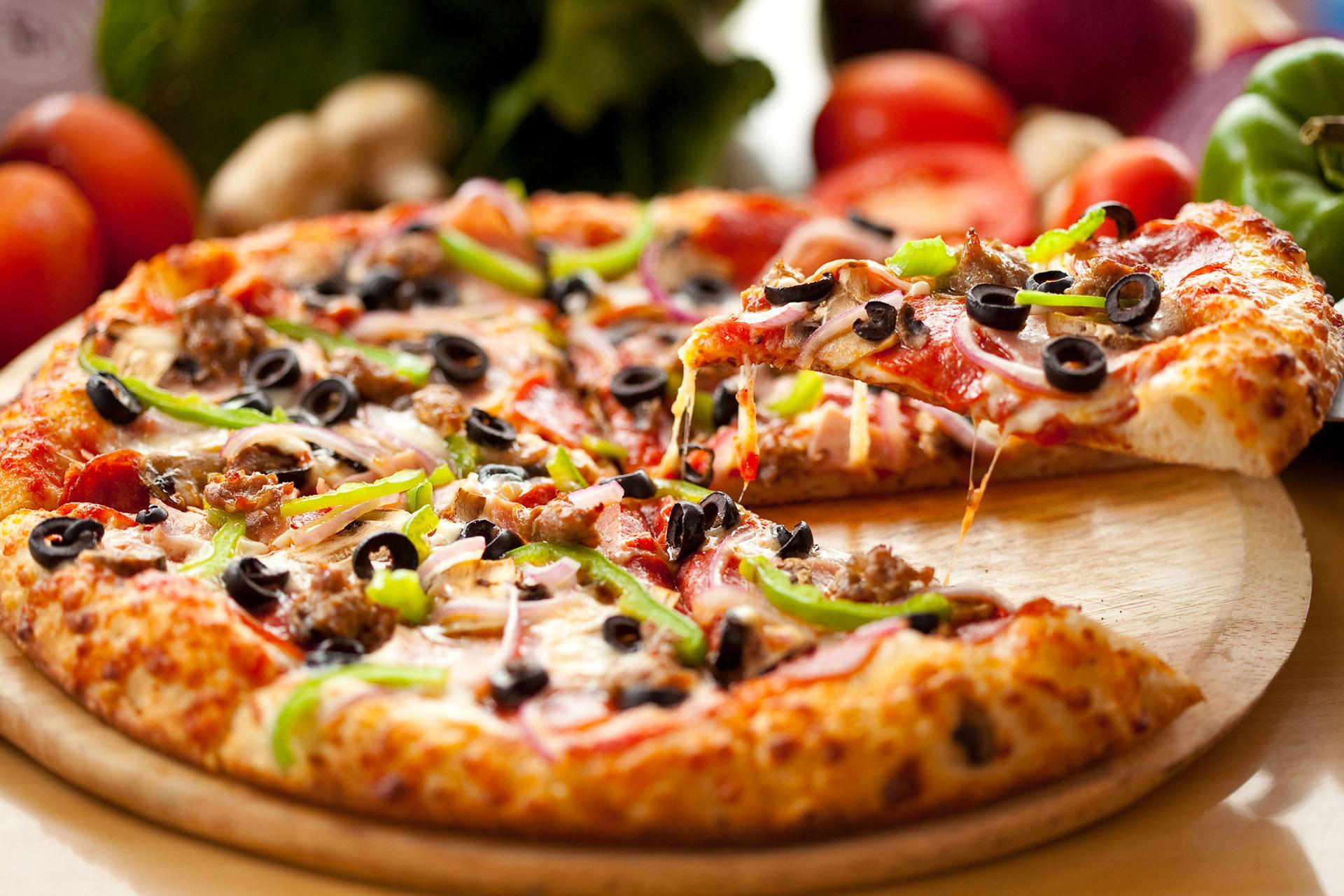 Conneautville, PA, Pizza Restaurant