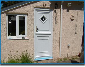 white door & Experienced door fitters in Lymington from Addspace Construction Pezcame.Com