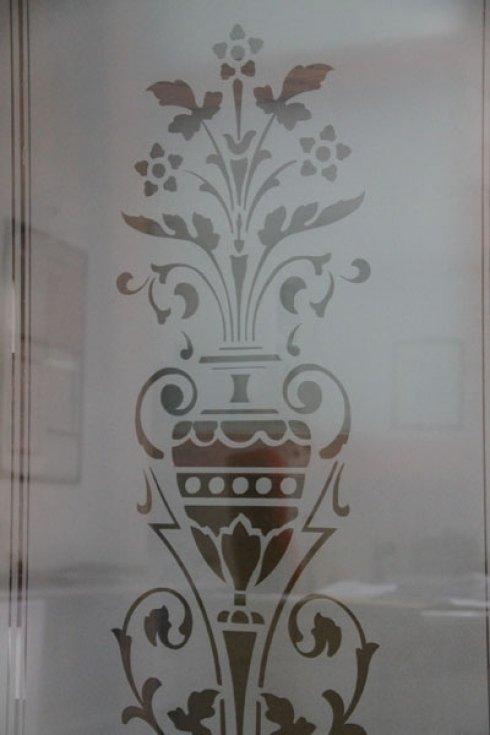 Dettaglio vetro