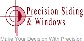 Precision Siding & Windows logo