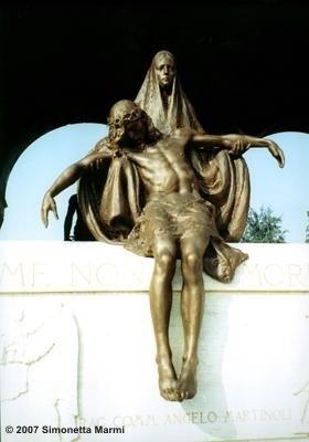 restauro scultura in bronzo