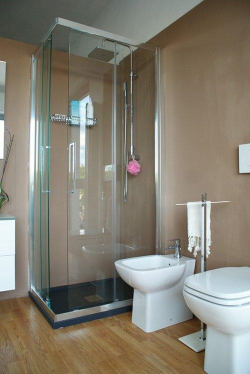 immagine di un box doccia