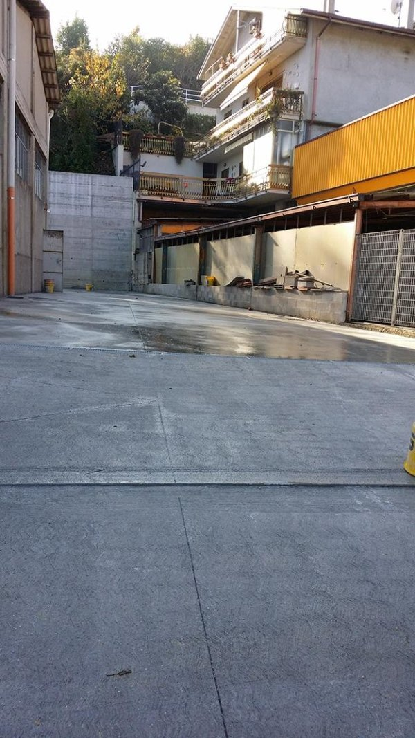 Pavimento al quarzo
