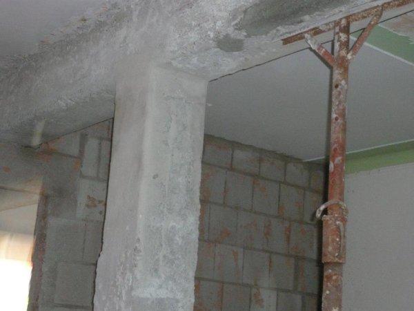 Ripristino strutturale con fibre di carbonio