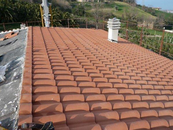 Realizzazione tetti e coperture