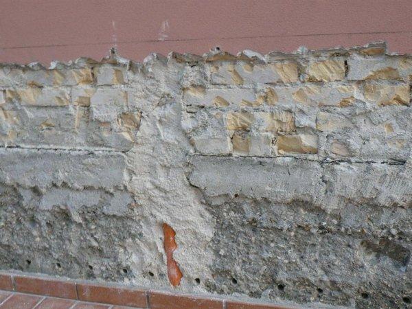 Impermeabilizzazione Deumidificazione
