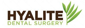 hyalite dental pty ltd branding logo