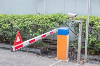 barriere elettriche con videocamere