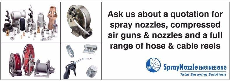 spray nozzle engineering