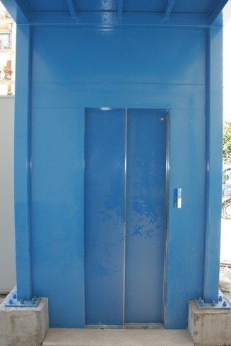 ascensori oleodinamici