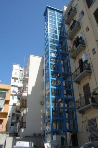 rinnovo ascensori