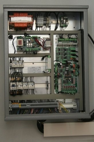 quadro elettrico ascensore