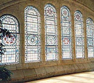 Ornamental Leaded Light