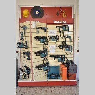 vendita apparecchiature per edilizia