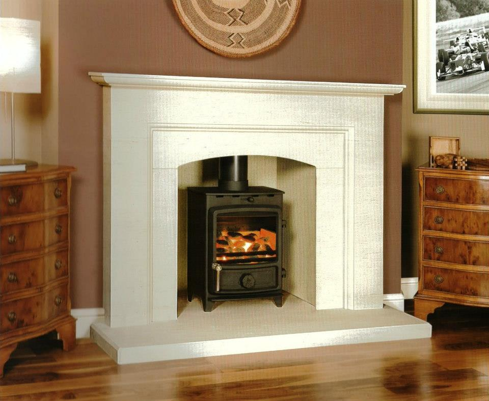 fireplace burner