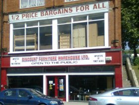 Furniture - Derby, Chesterfield, Derbyshire, UK - Discount Furniture Warehouse Ltd  - Shop