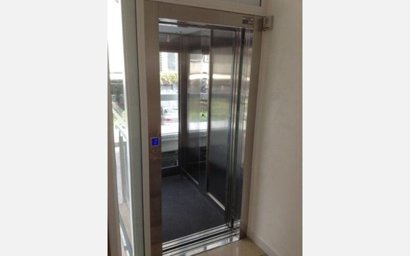 ascensori su misura hotel universal
