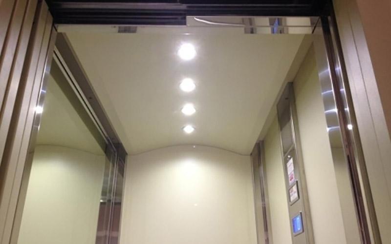fornitura interno cabina