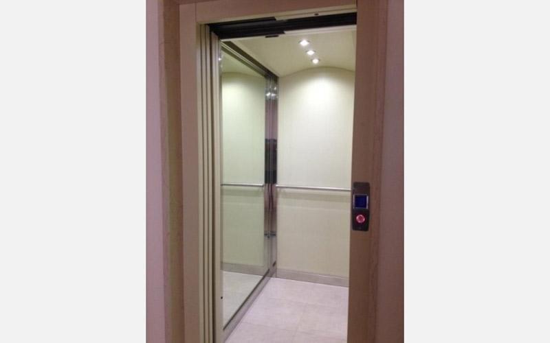cabina ascensore personalizzata