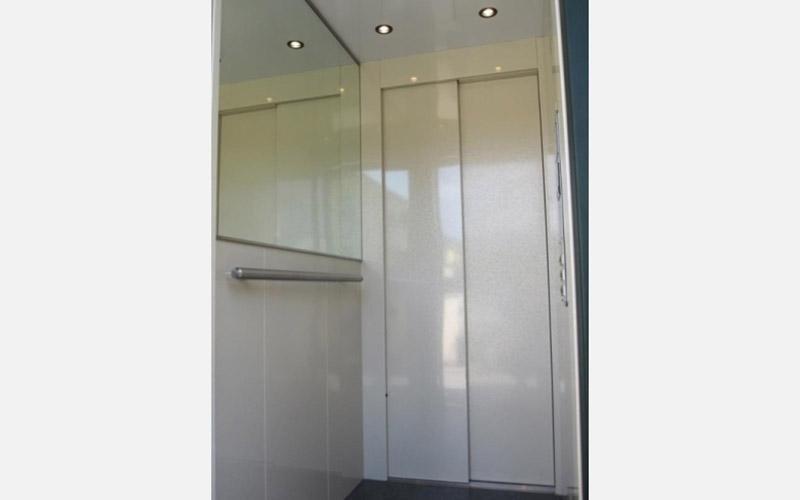 cabina ascensore casa