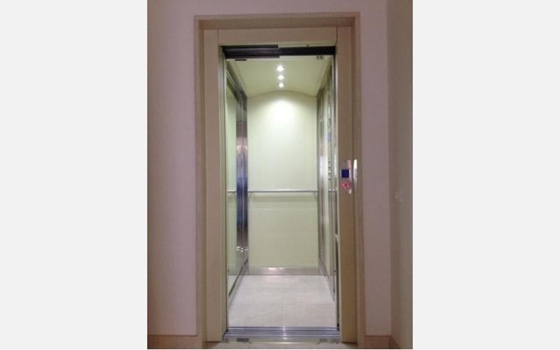 creazione cabina ascensore