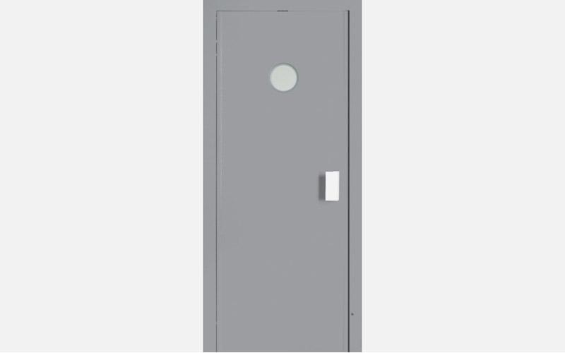 porta ascensore oblo