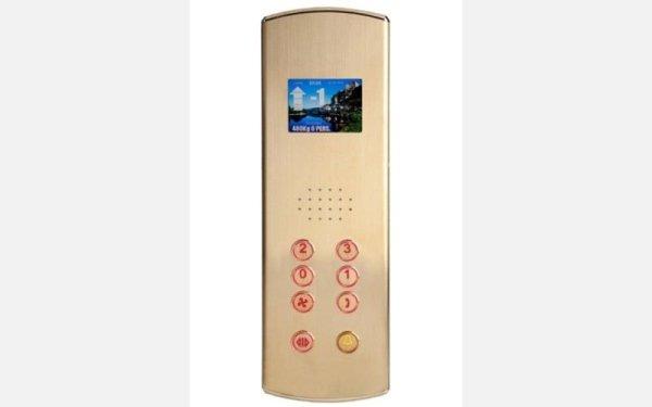 pulsantiere di cabina