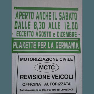 motorizzazione civile mctc