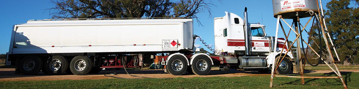 petrostar fuel haulage