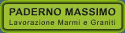 PADERNO MASSIMO LAVORAZIONE MARMI - LOGO