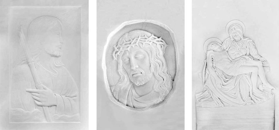 bassorilievo arte funeraria