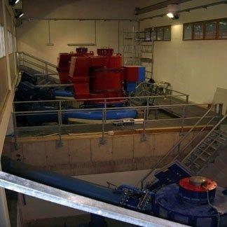Impianti idroelettrici su acquedotto