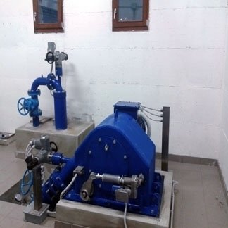Progettazione sistemi di pompaggio
