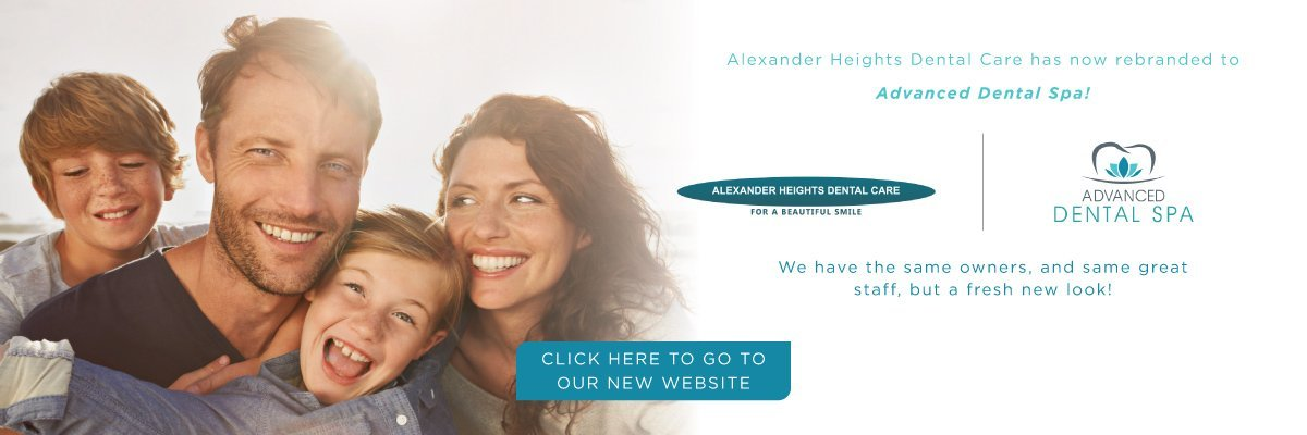 Alexander Heights Dental Care Logo