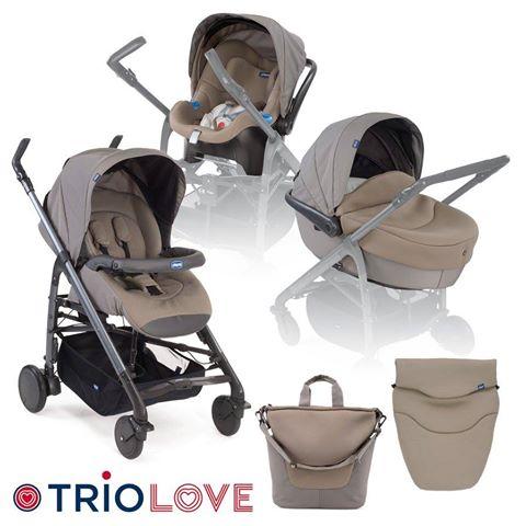 Auto di bebe e integrazioni del marchio Trilove