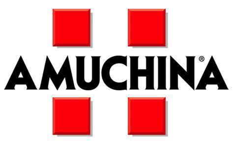Logo della marca Amuchina