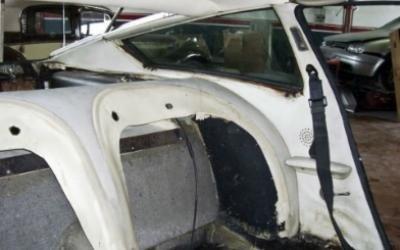 rifacimento interni auto