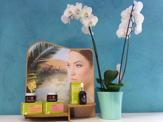 prodotti bio cosmesi palmea