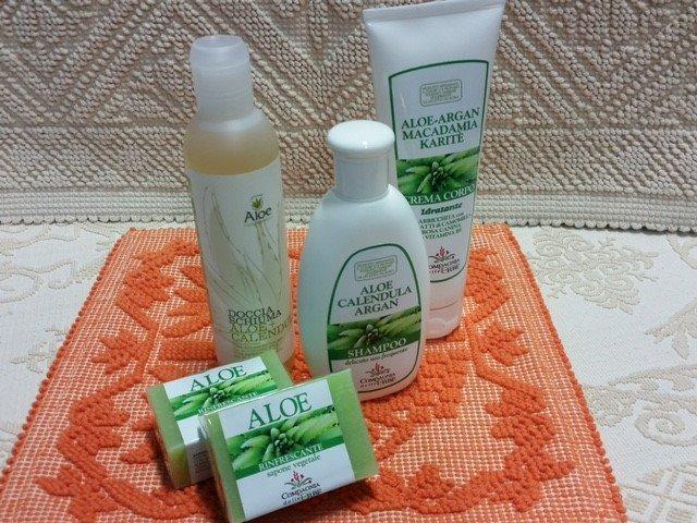 cosmetica e profumi bio