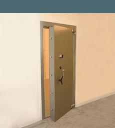 Light Vault Door