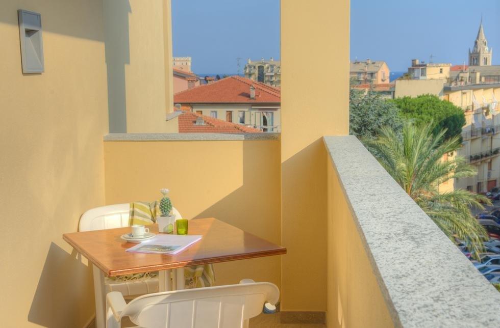 appartamenti con balcone