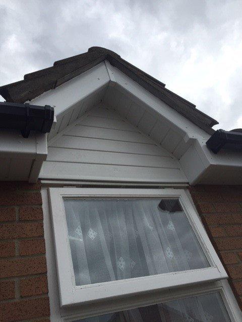 efficient roof line