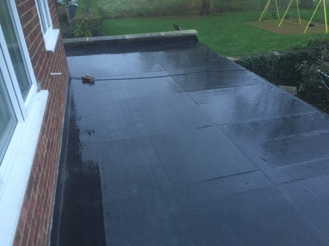 durable flat roofs