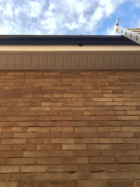 fascia and soffit installations