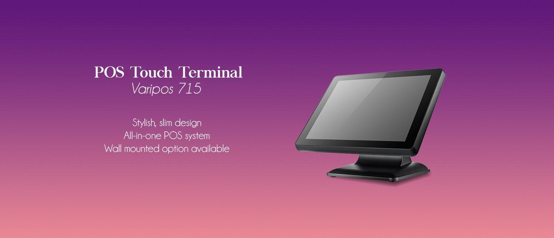 POS touch terminal Varipos 715