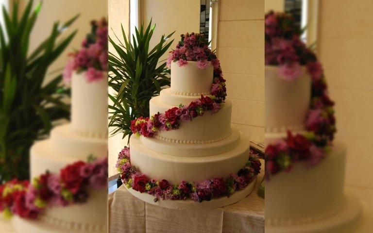 Torte per matrimoni ed eventi