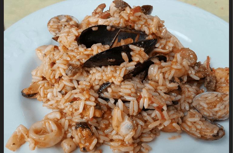 Primi piatti di Pesce - Ristorante Il cavaliere - Orbetello