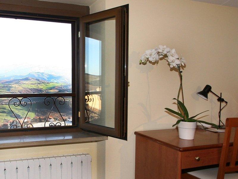 Panorama dall'Hotel I Duchi di Camerino