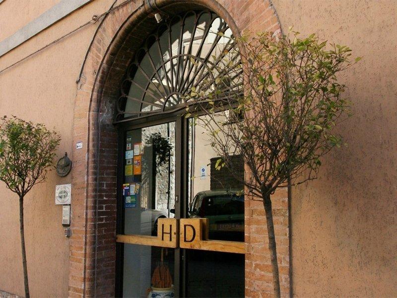 Entrata Hotel I Duchi di Camerino